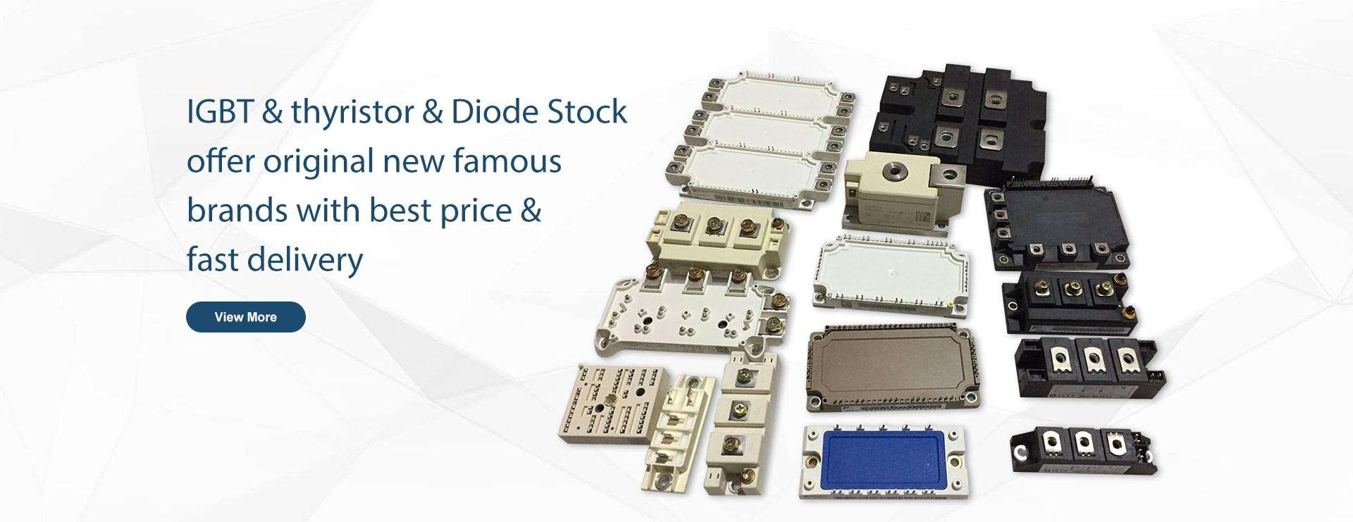 IGBT & Thyristor & Diode Module