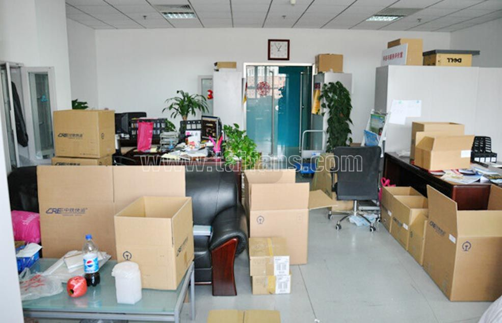 Congratulations the new office relocation of Taifans