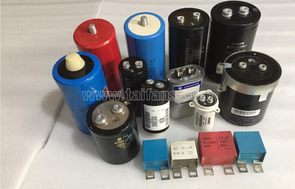 Capacitors parts stock hot offer