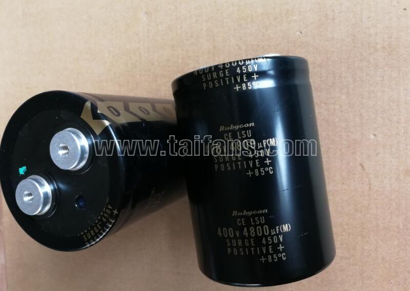 4800UF 400V surge capacitor
