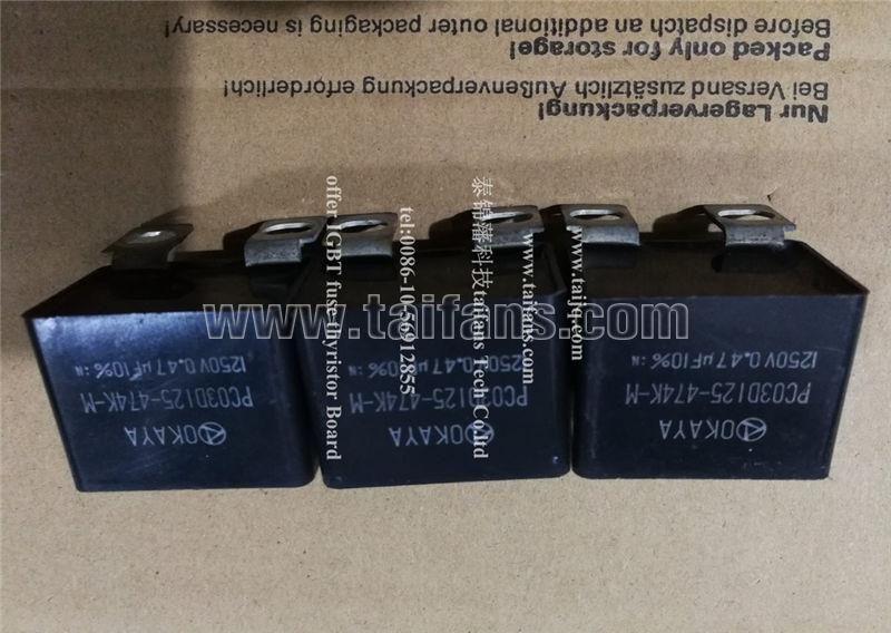 PC03D125-474K-M PC03DI25-474K-M