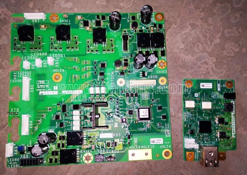 IGBT Drive board EVA97592 EVA97591_00