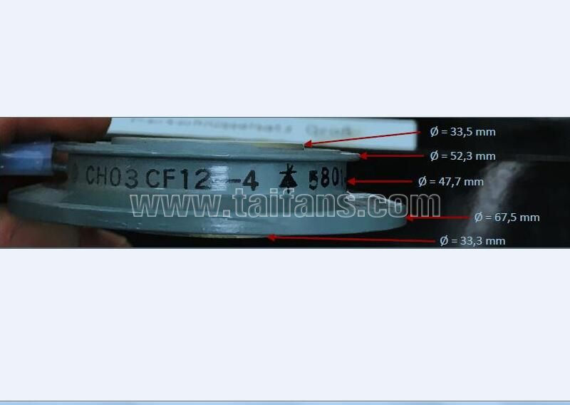 CH03CF12-4 CH03CF12