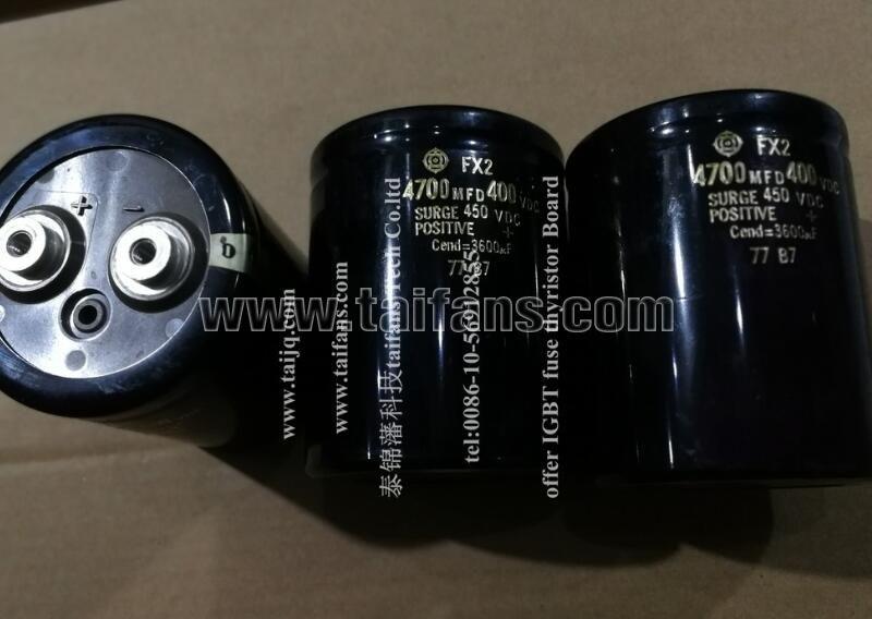 470MFD400VDC 470MFD 400VDC