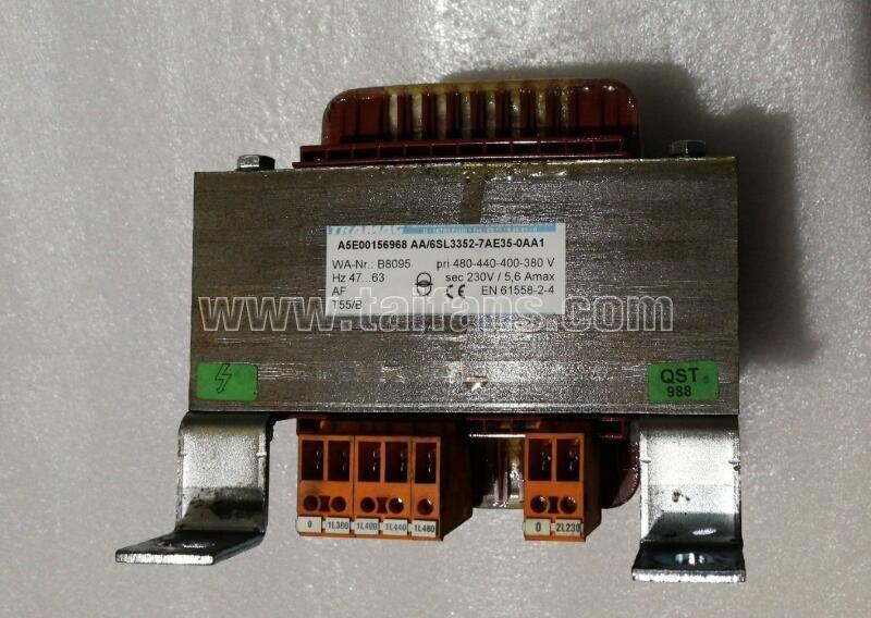 A5E00156968 AA/6SL3352-7AE35-0AA1