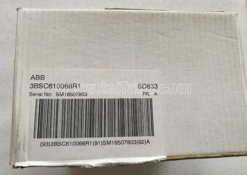 3BSC610066R1 SD833