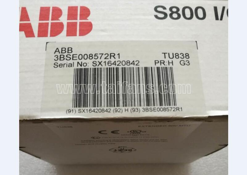 3BSE008538R1 TU838 S800 I/O