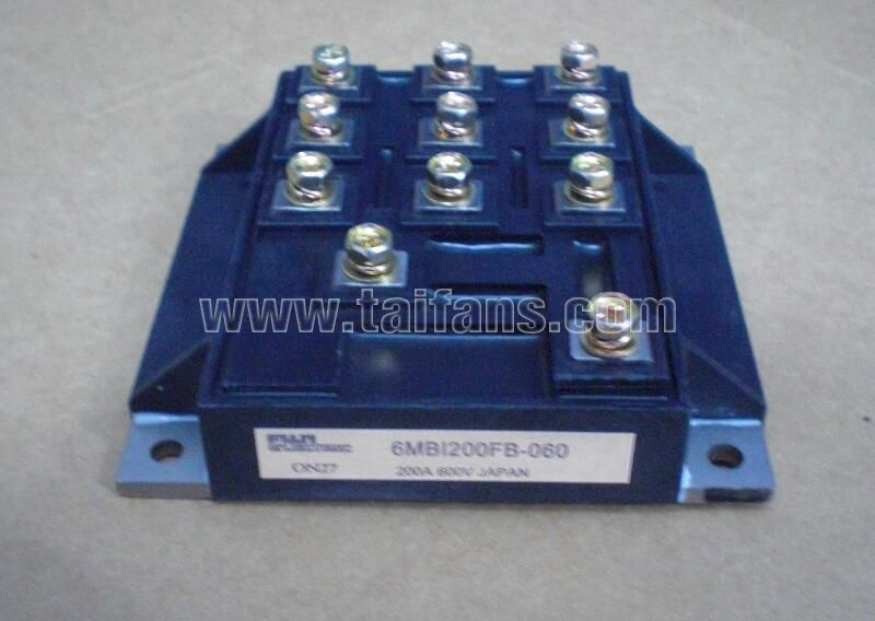 6MBI200FA-060 6MBI200FB-060