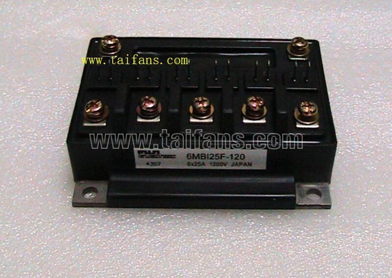 6MBI25L-120 6MBI25F-120