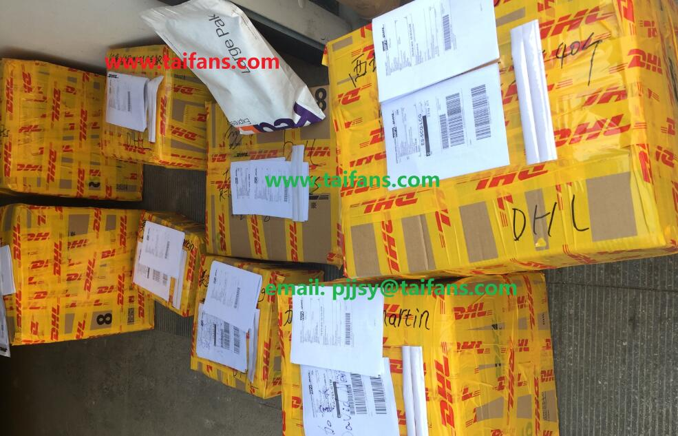 Package Shipment to abroad by Express DHL