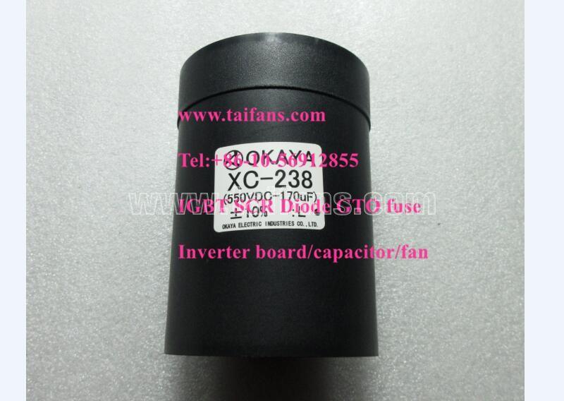 XC-238 550V 170uf HMP177 HMP 177