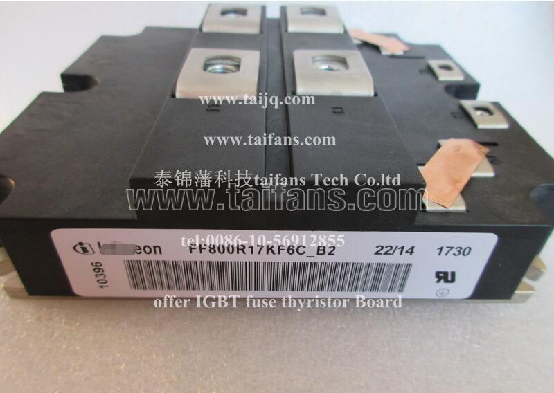 FF800R17KF6C_B2 FF800R17KF6C